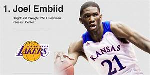 """Lakers Rumors: Joel Embiid tweets - and deletes - """"I'm a ..."""