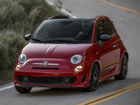 Fiat Car : Fiat 500c Abarth Specs & Photos