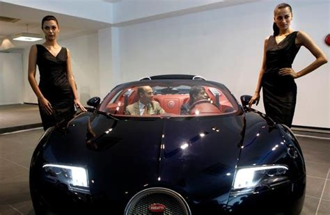 View below listing of variants based on their fuel type. Bugatti Veyron; India's most expensive car