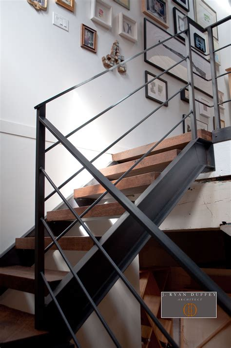 Foldable Stairs Industrial Designer by Industrial Loft Stair Architect Duffey Removed