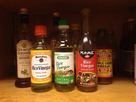 substitute for vinegar what can i substitute for rice vinegar cooking light