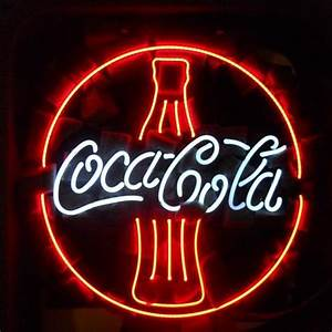 Coca Cola Bottle Beer Bar Neon Light Sign – NeonSigns USA INC