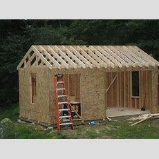 Storage Building Blueprints  Your Simple Guide To Free