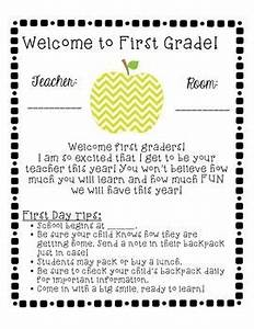 25 best ideas about preschool welcome letter on pinterest classroom welcome letter parent
