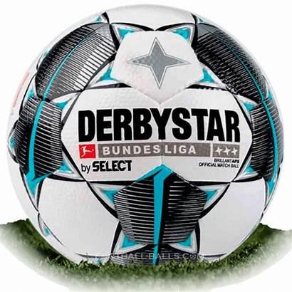 Ball Official Match Football Bundesliga Brillant Aps