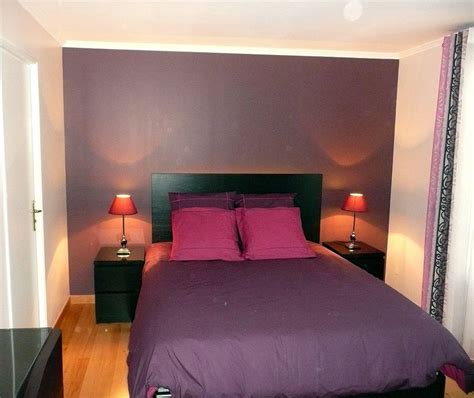 chambre mauve et peinture chambre gris et mauve chaios com
