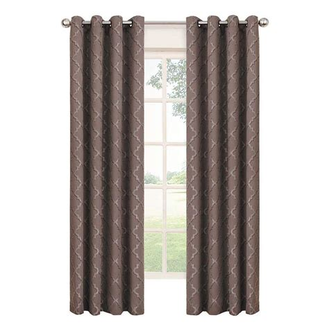 eclipse thermaliner white blackout energy saving curtain