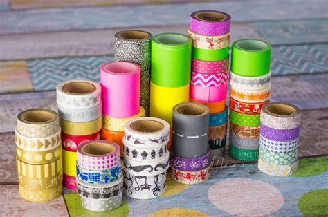 washi bastelideen 10 bastelideen mit washi do it yourself inspirationen baby und meer