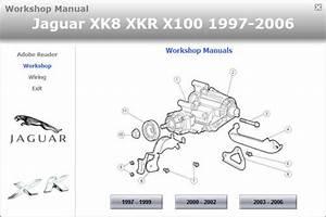 Jaguar Xk8 Xkr X100 1997