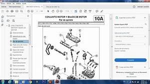 Manual De Taller Motor Renault K7m - K7j