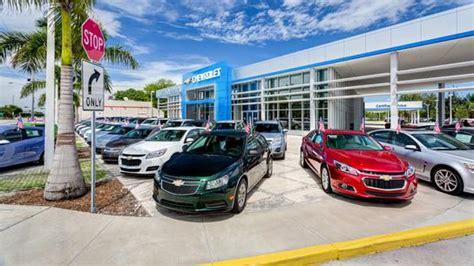 Lorenzo Bomnin Chevrolet Car Dealership In Miami, Fl 33143