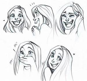Laughing and Smiling Faces by Myed89 on deviantART I love ...