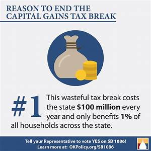 Support SB 1086 to Repeal the capital gains tax deduction ...