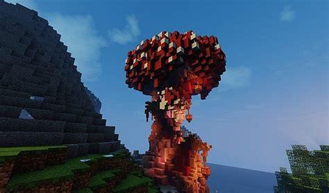 mushroom house  minecraft map