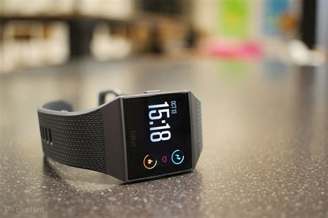 Ionic Fitbit Review