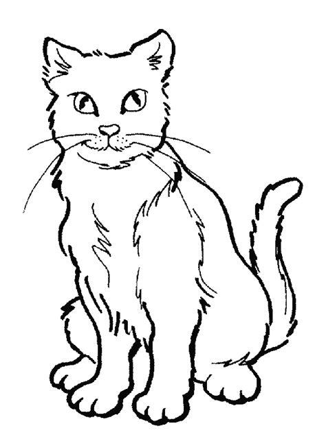 disegni da colorare gatti coloradisegni