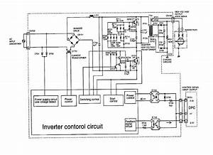 Microwave Oven Schematic Microwave Schematic Diagram  In 2020