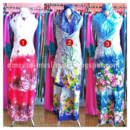 ameera muslim fashion mukena cantik iii