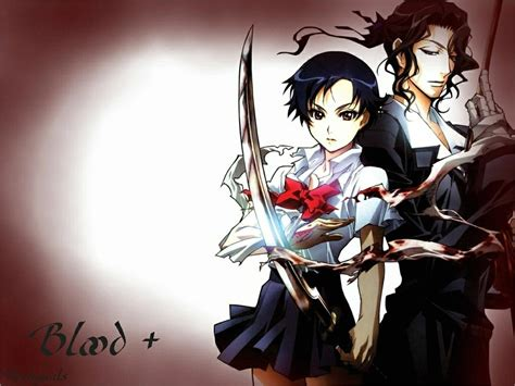 Blood Plus Anime Wallpaper - wallpaper blood plus 4 anime