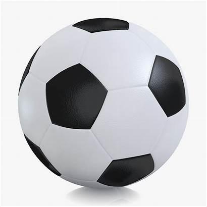 Soccer Ball Football Classic 3d Clipart Clip