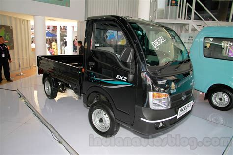 Tata Ace Modification by Tata Ace Ex2 At The 2014 Indonesia International Motor Show