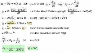 Frequenz Aus Wellenlänge Berechnen : wechselstromwiderst nde ~ Themetempest.com Abrechnung