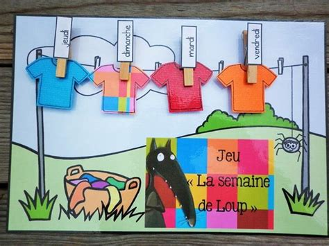 17 best images about ecole loup auzou on toys and ps