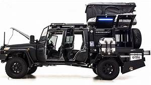 Based On A Very Capable Offroad Platform With V8 Turbo