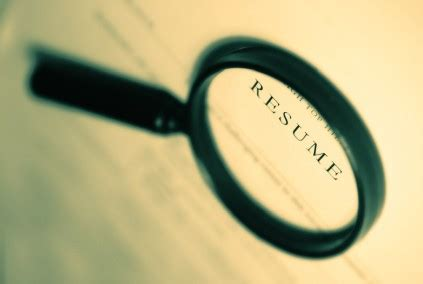 how to spot a resume fraud cv or biography lies