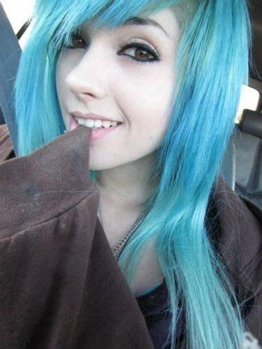 Blue Hair Wiki by Image Blue Hair Bite By Omellykim D357bte Jpg