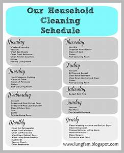 top home cleaning schedule on house cleaning daily weekly With domestic cleaning schedule template