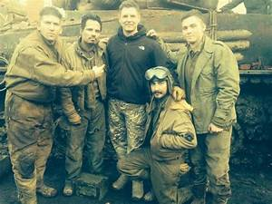 How The Cast Of Fury Trained For The Most Realistic WWII ...