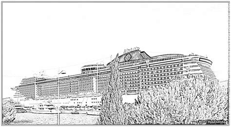 Dessin à Imprimer Bateau Titanic by Dessin Bateau Paquebot