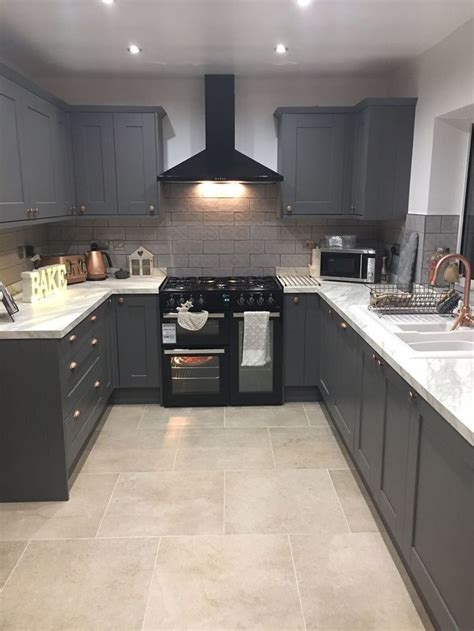image result  fairford slate grey howdens grey