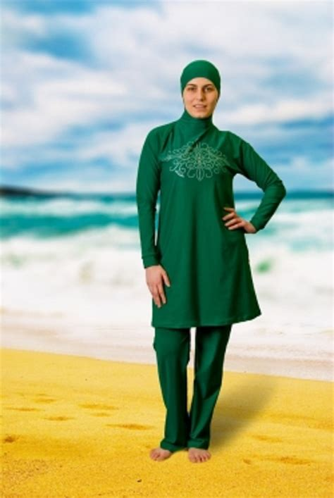 burka bathing suit  women woman fashion