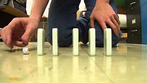 Newton U0026 39 S 2nd Law Of Motion Demonstration