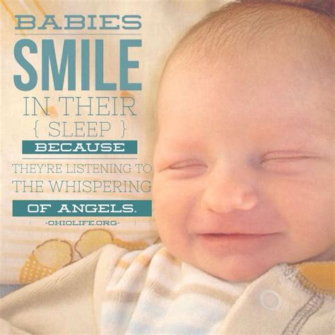 baby smiles angels quotes quotesgram cute smile