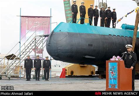 domestically manufactured submarines  hovercrafts join iranian navy