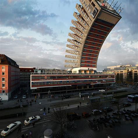 Architecture Design by With Architecture In Munich Architecture Design