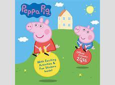Calendário 2018 Peppa Pig em Europosterspt