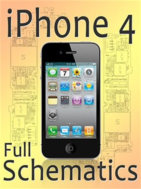 All Iphone 4 Diagram by Schematic For Iphone 4 All Circuit Diagram Layout