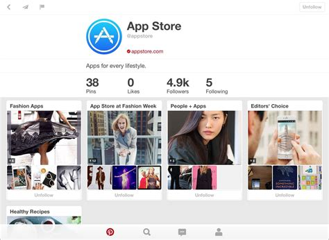 The App Store, Pinterest, And App Curation Macstories