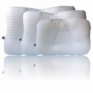 Tri core cervical pillow family for Best orthopedic pillow for neck pain
