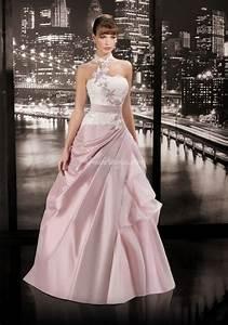 10 robes de mariee roses 2014 With robe de mariée rose pale