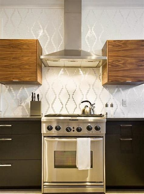 wallpaper in kitchen ideas modern wallpaper for small kitchens beautiful kitchen