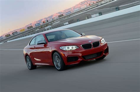 2015 Bmw 228i Coupe Adds Track Handling Package