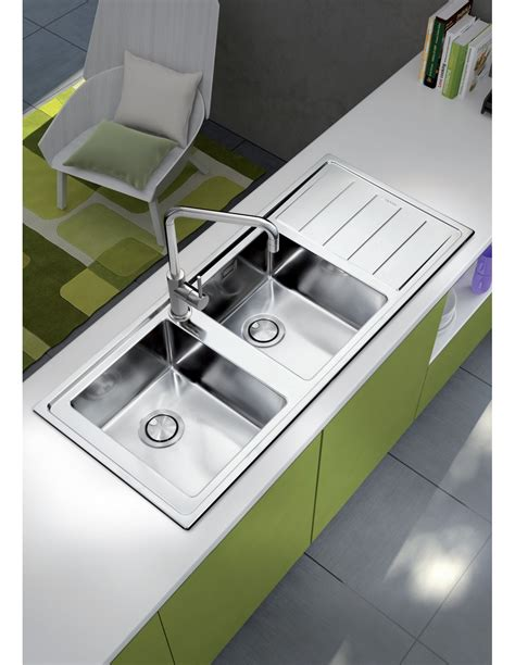 clearwater linear plus kitchen sink 2 0 stainless steel