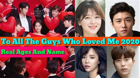 Upcoming Kdrama 2020 To All The Guys Who Loved Me 2020