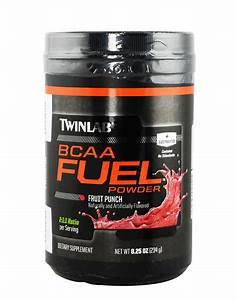 Bcaa Fuel Powder By Twinlab  234 Grams