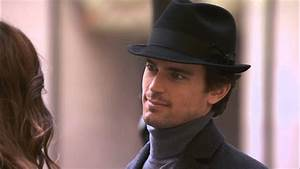 Matt Bomer (Neal Caffrey) - You can leave your hat on ...